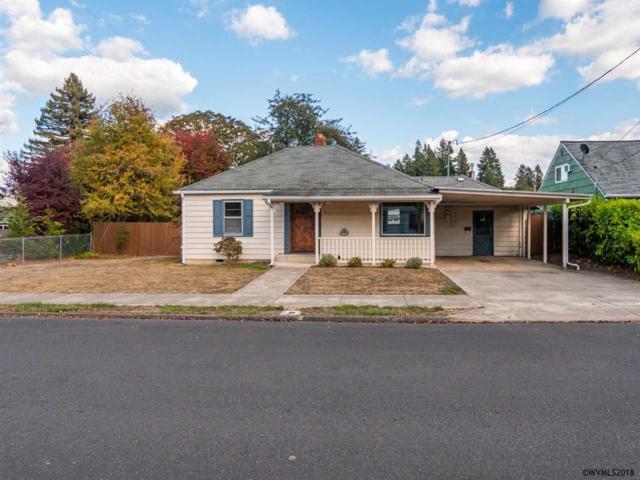 835 7th Av, Sweet Home, OR 97386 (MLS #740278) :: Gregory Home Team