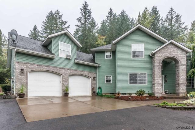 38695 Mountain Crest Ct, Lebanon, OR 97355 (MLS #740364) :: The Beem Team - Keller Williams Realty Mid-Willamette