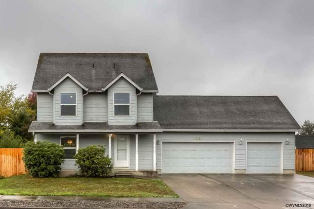 3382 Clearwater Dr NE, Albany, OR 97321 (MLS #740373) :: Gregory Home Team