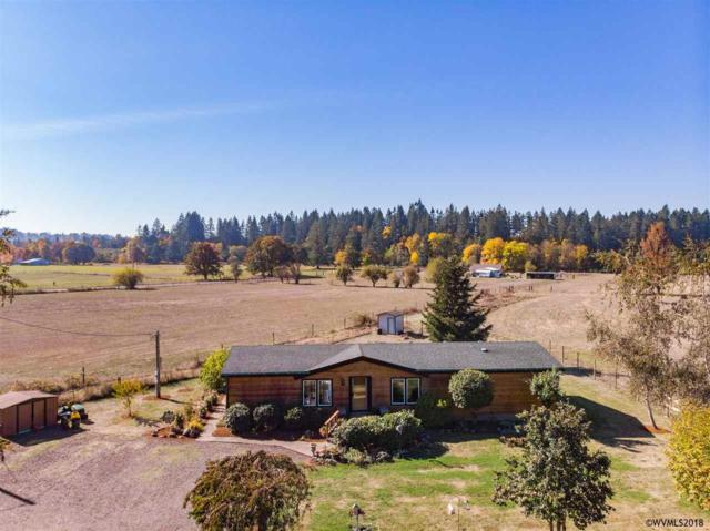 35619 Meridian Rd, Scio, OR 97374 (MLS #740409) :: Five Doors Network