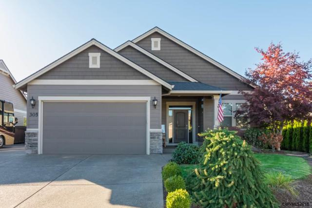 305 Lydia Ln, Lebanon, OR 97355 (MLS #740469) :: The Beem Team - Keller Williams Realty Mid-Willamette