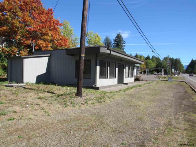 415 NE Santiam, Mill City, OR 97360 (MLS #740567) :: Five Doors Network