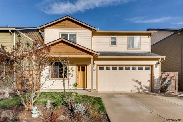 436 Peppermint Ln NE, Salem, OR 97301 (MLS #740602) :: Song Real Estate