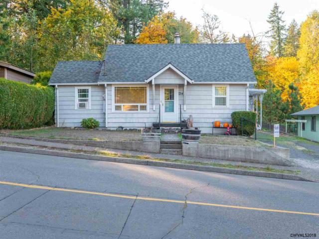 734 12th Av, Sweet Home, OR 97386 (MLS #740690) :: Gregory Home Team