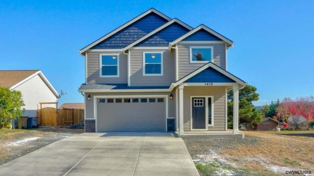 156 NW Beaver Ct, Dallas, OR 97338 (MLS #741048) :: HomeSmart Realty Group