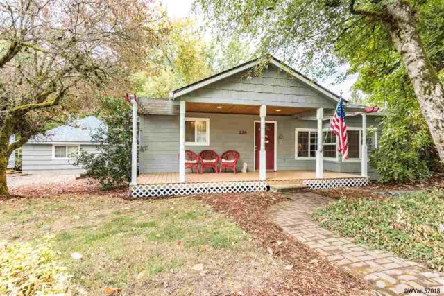 226 SW Division St, Sublimity, OR 97385 (MLS #741193) :: HomeSmart Realty Group