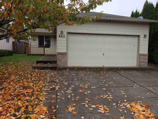 643 Page St NE, Salem, OR 97301 (MLS #741201) :: HomeSmart Realty Group