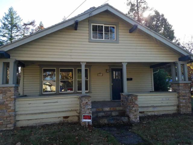 597 Main St W, Monmouth, OR 97361 (MLS #741378) :: Song Real Estate