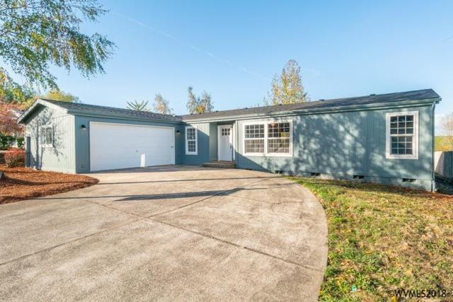 3475 Lake Vanessa Cl NW, Salem, OR 97304 (MLS #741575) :: Gregory Home Team