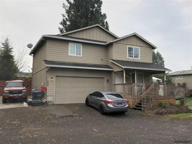 939 Orchard St N, Keizer, OR 97303 (MLS #741778) :: Gregory Home Team