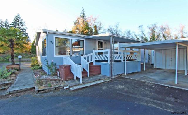 277 NE Conifer (#93) #93, Corvallis, OR 97330 (MLS #741978) :: HomeSmart Realty Group