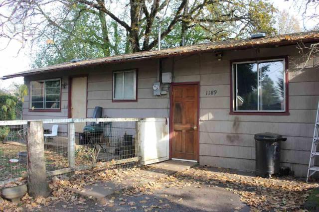 1189 27th Av, Sweet Home, OR 97386 (MLS #742013) :: Gregory Home Team