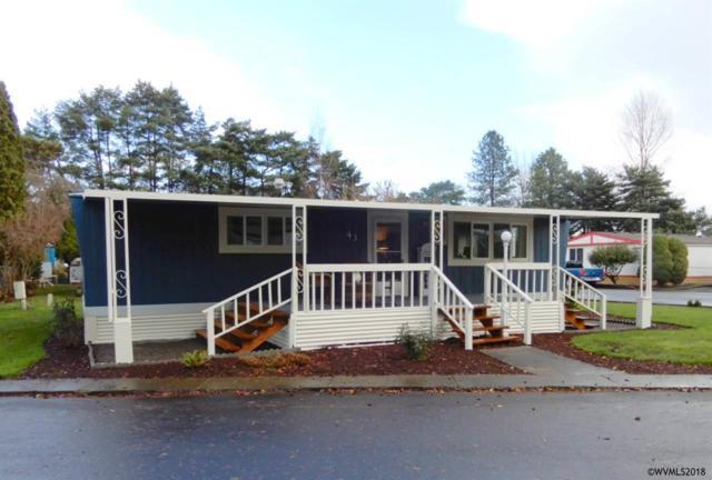 4915 Swegle NE #43, Salem, OR 97301 (MLS #742166) :: HomeSmart Realty Group