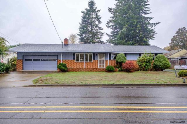 700 10th Av, Sweet Home, OR 97386 (MLS #742269) :: Gregory Home Team