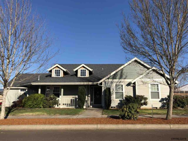 1211 46th Av, Sweet Home, OR 97386 (MLS #742360) :: HomeSmart Realty Group