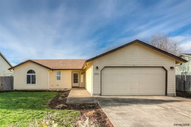 221 SW Applegate Trail Dr, Dallas, OR 97338 (MLS #742453) :: Song Real Estate