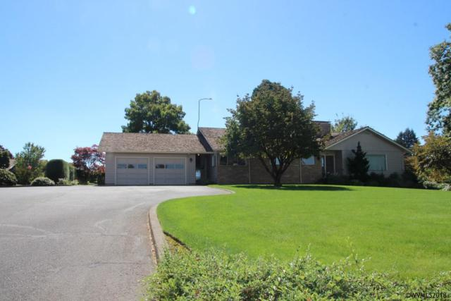 498 NW Starr St, Sublimity, OR 97385 (MLS #742678) :: Premiere Property Group LLC