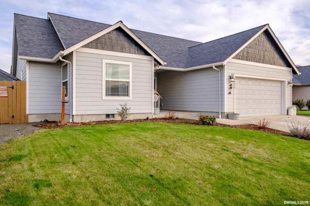 3425 Hawk Arrow Dr, Lebanon, OR 97355 (MLS #743013) :: HomeSmart Realty Group
