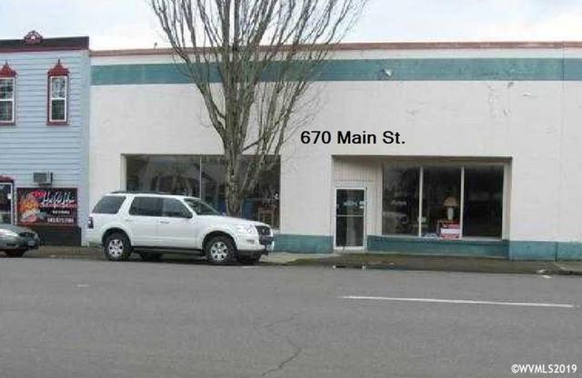 670 Main, Dallas, OR 97338 (MLS #743255) :: HomeSmart Realty Group