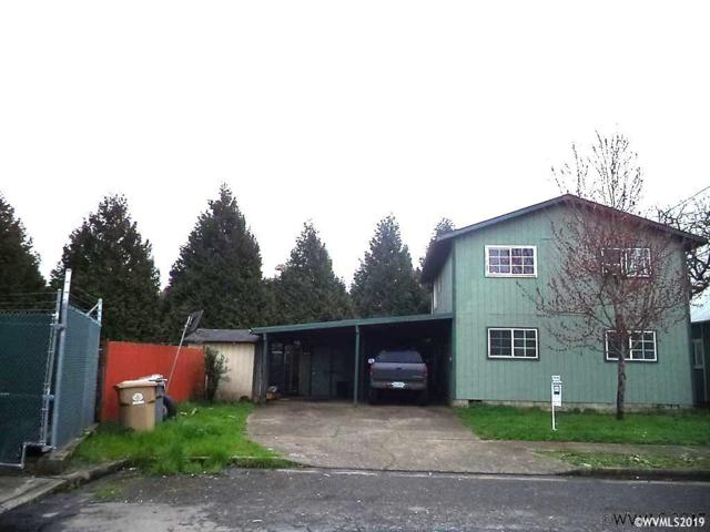 1341 19th (- 1343), Sweet Home, OR 97386 (MLS #743538) :: Gregory Home Team