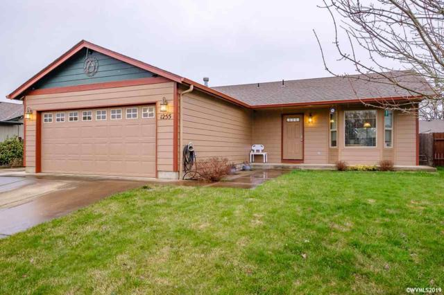 1255 Linden Ct, Sweet Home, OR 97386 (MLS #743579) :: Gregory Home Team
