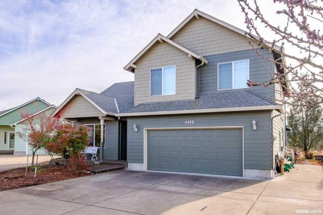 3412 Essex Ct NW, Albany, OR 97321 (MLS #743599) :: Gregory Home Team