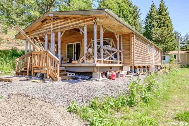 44858 Thomas Creek Dr, Scio, OR 97374 (MLS #743710) :: Gregory Home Team