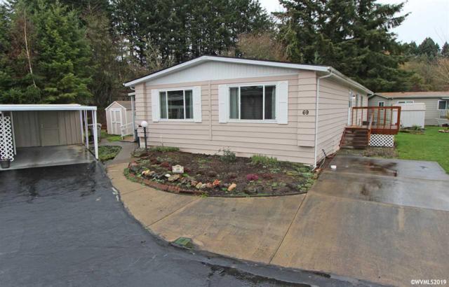 277 NE Conifer (#69) #69, Corvallis, OR 97330 (MLS #743767) :: HomeSmart Realty Group