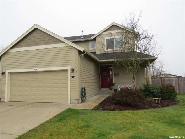 929 Highberger Lp, Aumsville, OR 97325 (MLS #744012) :: HomeSmart Realty Group
