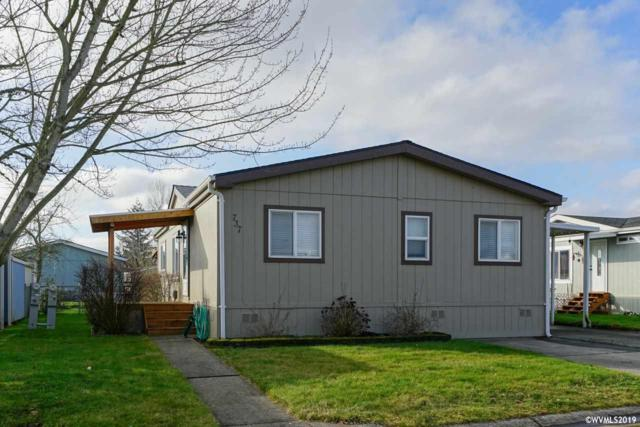 737 Stafford (#103) #103, Aumsville, OR 97325 (MLS #744485) :: Change Realty