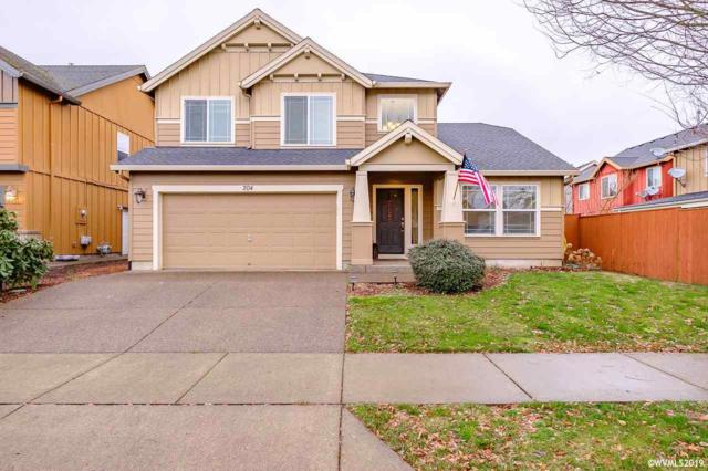 204 Churchill Downs St SE, Albany, OR 97322 (MLS #744640) :: Gregory Home Team