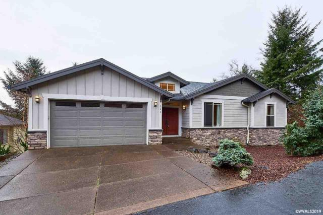340 NE Harbor View Pl, Depoe Bay, OR 97341 (MLS #744894) :: Premiere Property Group LLC