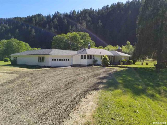 7250 E Alsea Hwy Hwy, Waldport, OR 97390 (MLS #744940) :: Gregory Home Team