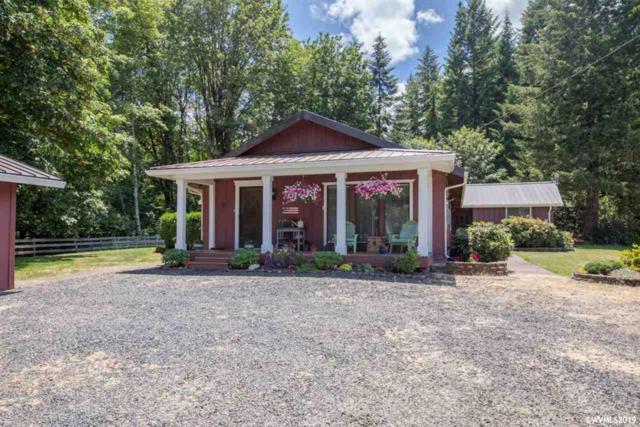 21710 Gooseneck Rd, Sheridan, OR 97378 (MLS #745383) :: HomeSmart Realty Group