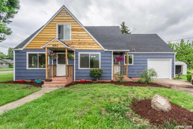 490 S 7th St, Lebanon, OR 97355 (MLS #745830) :: Gregory Home Team