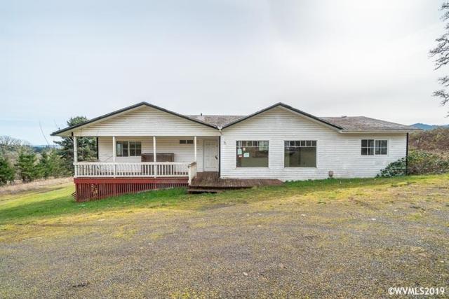 3901 Sample Rd, Falls City, OR 97344 (MLS #745921) :: HomeSmart Realty Group