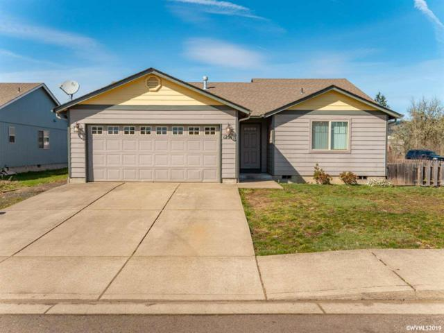 1264 Linden Ct, Sweet Home, OR 97386 (MLS #745998) :: Gregory Home Team
