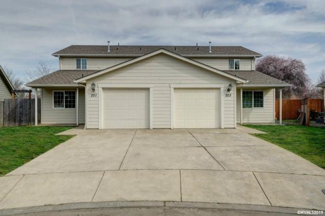 201 Foxwood (& 203) SE, Albany, OR 97322 (MLS #746061) :: Gregory Home Team