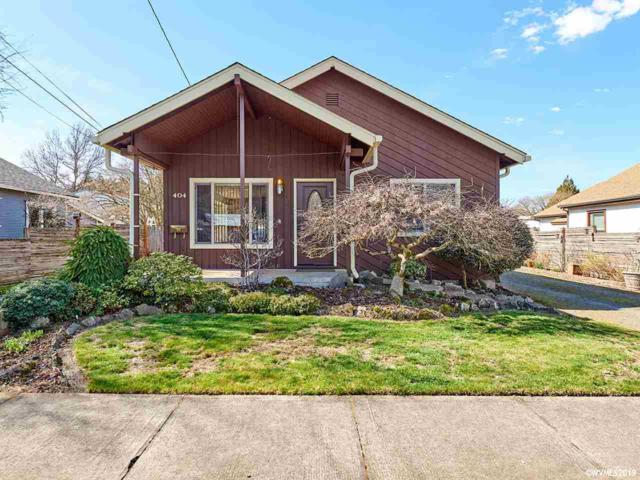 404 S 2nd St, Silverton, OR 97381 (MLS #746102) :: Gregory Home Team