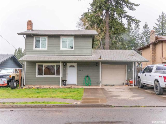 1380 Poplar St, Sweet Home, OR 97386 (MLS #746196) :: Gregory Home Team