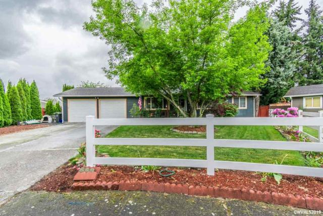 1545 Maple Pl, Lebanon, OR 97355 (MLS #746654) :: Gregory Home Team