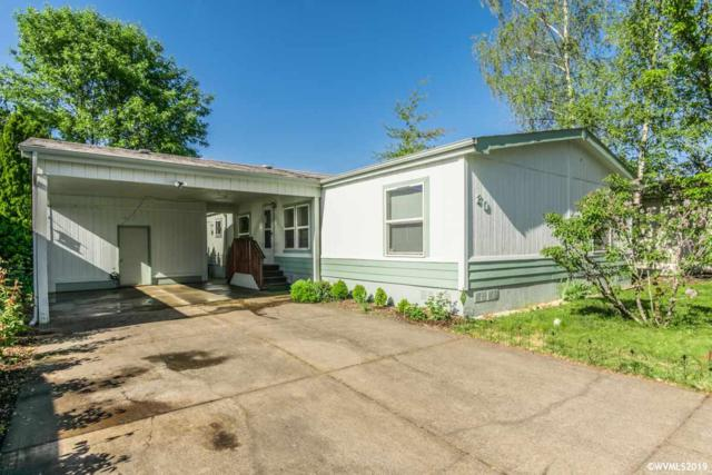 777 College Park (#20) SW #20, Albany, OR 97322 (MLS #747788) :: Gregory Home Team