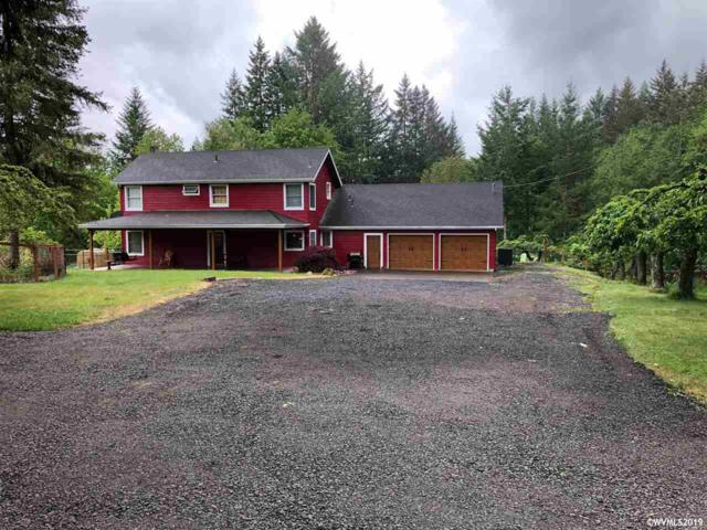 27481 Riggs Hill Rd, Sweet Home, OR 97386 (MLS #748024) :: Gregory Home Team