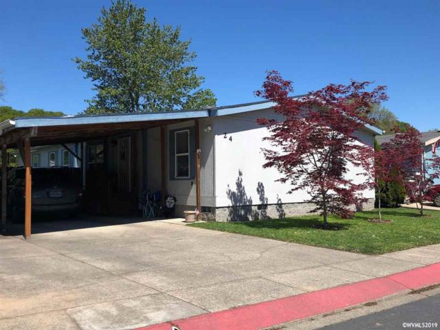 777 College Park (#24) #24, Albany, OR 97322 (MLS #748068) :: Gregory Home Team