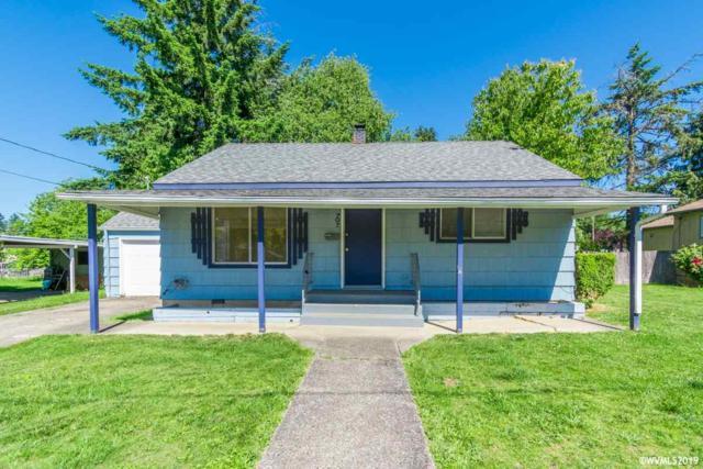 707 7th Av, Sweet Home, OR 97386 (MLS #748772) :: Gregory Home Team