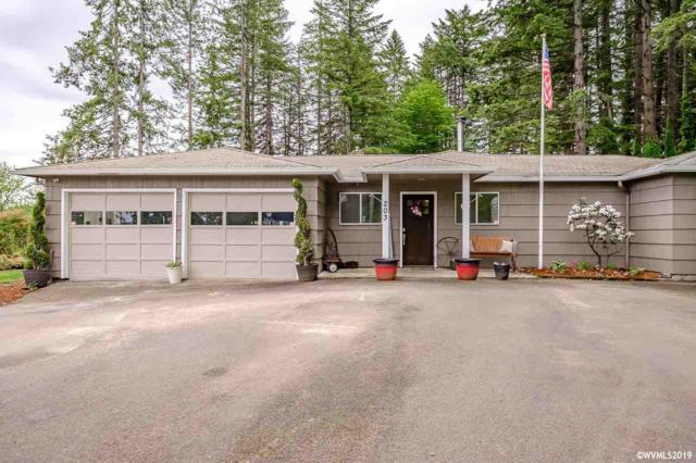 203 5th Av, Sweet Home, OR 97386 (MLS #748854) :: Gregory Home Team