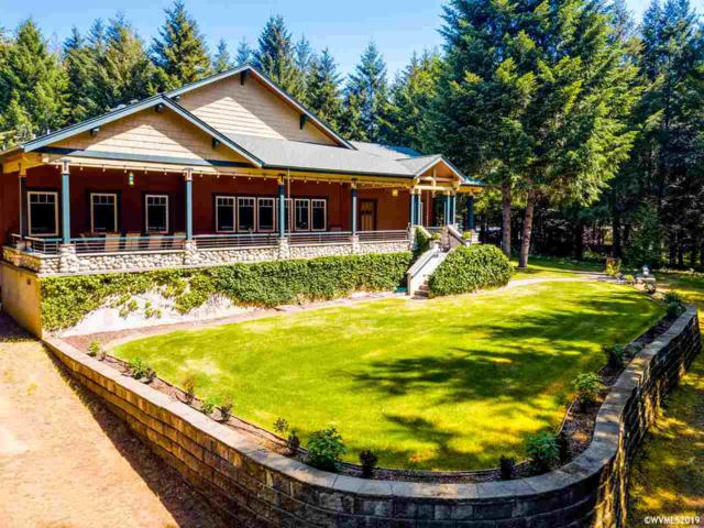 24720 Cox Ln, Monroe, OR 97456 (MLS #749039) :: Sue Long Realty Group
