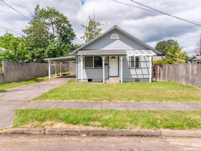 338 9th Av, Sweet Home, OR 97386 (MLS #749073) :: Gregory Home Team