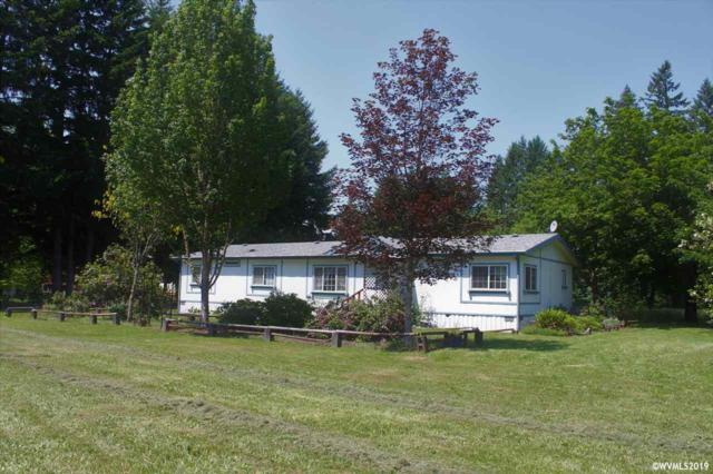 1207 Clark Mill Rd, Sweet Home, OR 97386 (MLS #749125) :: Gregory Home Team