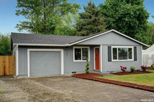591 Elm St, Jefferson, OR 97352 (MLS #749295) :: Gregory Home Team